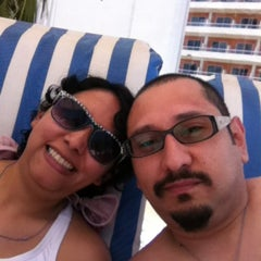 Photo taken at One Hoteles by Roman C. on 7/14/2014