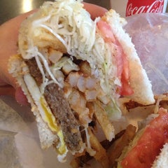 Photo taken at Primanti Bros by Herbie P. on 1/3/2013