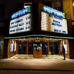 Photo taken at Neptune Theatre by Brian S. on 11/26/2012