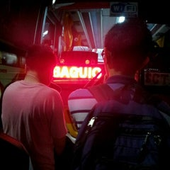 Photo taken at Victory Liner (Cubao Terminal) by MarLa C. on 10/25/2012