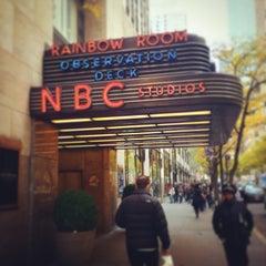 Photo taken at NBC News by Michael L. on 11/4/2014