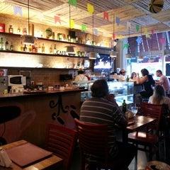 Photo taken at John John Cafe by Ricardo S. on 6/25/2013