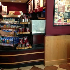 Photo taken at Costa Coffee by Dimitra V. on 1/31/2013
