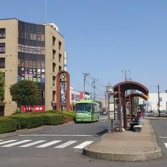 Photo taken at 牛久駅 (Ushiku Sta.) by スズキ on 4/27/2013