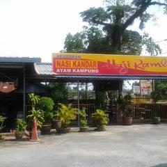 Photo taken at Restoran Haji Ramli Nasi Kandar by Neoardi N. on 9/17/2012