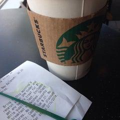 Photo taken at Starbucks by Cherry T. on 2/24/2014