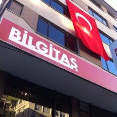 Photo taken at Bilgitaş by Görkem Ç. on 10/28/2015
