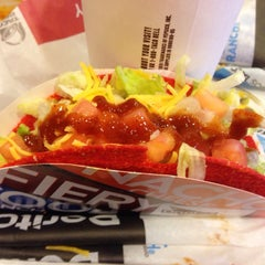 Photo taken at Taco Bell by Rob F. on 4/10/2014