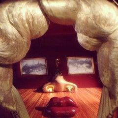 Photo taken at Teatre-Museu Salvador Dalí by Ilya T. on 5/25/2013