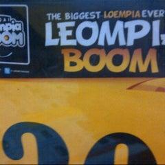 Photo taken at Kedai Loempia Boom by Anggresti I. on 7/21/2013
