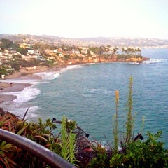 Photo taken at City of Laguna Beach by Waleed A. on 7/29/2015