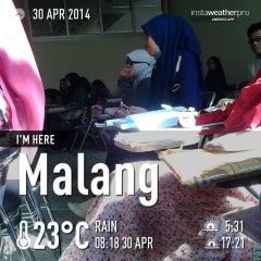 Photo taken at Fakultas Matematika dan Ilmu Pengetahuan Alam (MIPA) by Yuni S. on 4/30/2014