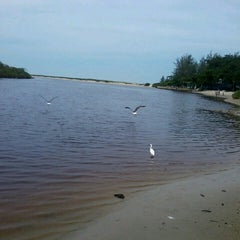 Photo taken at Barra do Sai - PR by Josi G. on 3/4/2013