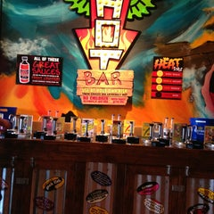 Photo taken at Tijuana Flats by Amit P. on 7/14/2013