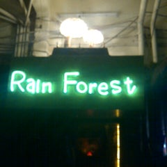 Photo taken at Rainforest Restaurant by Krishna Kumar M. on 2/19/2013
