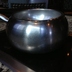 Photo taken at The Melting Pot by Hayley J. on 2/24/2013