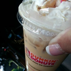 Photo taken at Dunkin Donuts by Suzie Q on 5/10/2013
