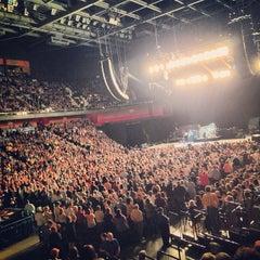 Photo taken at Mohegan Sun Arena by David B. on 4/21/2013