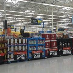 Photo taken at Walmart Supercenter by Tam on 8/22/2013