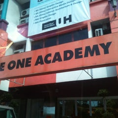 Photo taken at The One Academy by Tay S. on 6/19/2013