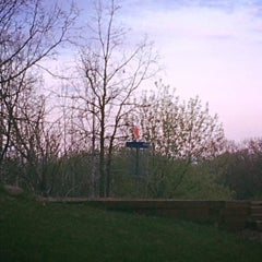 Photo taken at Bryant Lake Disc Golf Course by Parker N. on 4/29/2015
