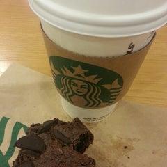 Photo taken at Starbucks by Jessica R. on 9/21/2013