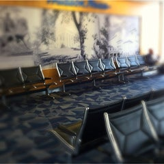 Photo taken at Concourse B - Richmond International Airport by Troy B. on 6/10/2014