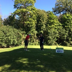 Photo taken at Cantigny Golf Course & Clubhouse by Andy S. on 9/16/2014