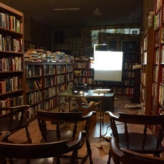 Photo taken at Uncharted Books by Andy S. on 10/13/2015