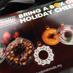Photo taken at Dunkin' Donuts by AJ on 12/3/2013