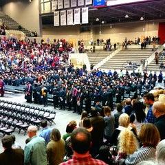 Photo taken at University of Arkansas at Little Rock by Sara B. on 12/20/2014