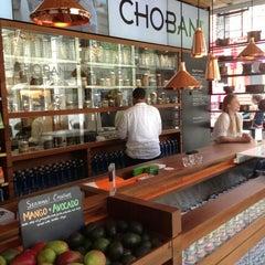 Photo taken at Chobani SoHo by Paul R. on 6/9/2013
