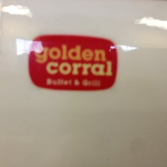 Photo taken at Golden Corral by Steve P. on 3/10/2013
