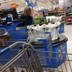 Photo taken at Walmart Supercenter by Raven N. on 12/4/2013