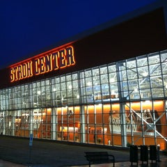 Photo taken at Stroh Center by Grant C. on 2/27/2013