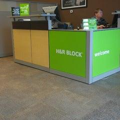 Photo taken at H&R Block by DeVante C. on 2/18/2013