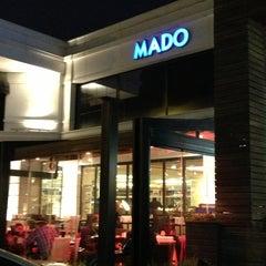 Photo taken at Mado by B.C on 3/7/2013