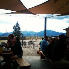 Photo taken at Taos Mesa Brewing by Jan T. on 8/17/2014
