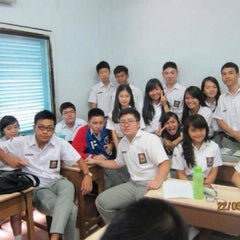 Photo taken at Perguruan Kristen Methodist 2 Medan by Denny W. on 5/23/2014