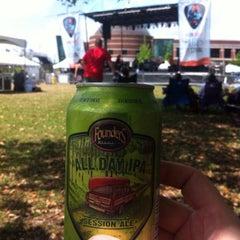 Photo taken at Baton Rouge Blues Festival by Daniel F. on 4/12/2014