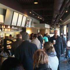 Photo taken at Starbucks by James T. on 4/12/2015