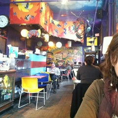 Photo taken at Beehive Coffeehouse by Kalin A. on 2/23/2013