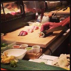 Photo taken at ICHI Sushi by chris on 3/13/2013