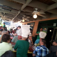 Photo taken at Dick's Last Resort by Christina M. on 3/17/2013