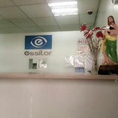 Photo taken at ESSILOR Davao by jie s. on 2/21/2013