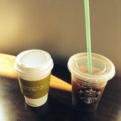 Photo taken at Starbucks by Jonathan S. on 8/10/2014