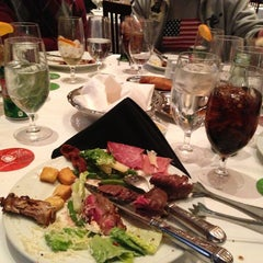 Photo taken at Fogo de Chao by Richard D. on 3/1/2013