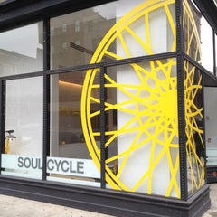 Photo taken at SoulCycle NoHo by Joshua on 3/2/2013