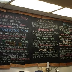 Photo taken at Chops Deli by Joshua on 3/20/2014