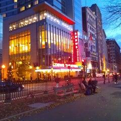 Photo taken at AMC Loews Boston Common 19 by Frederick Bernard S. on 11/6/2013